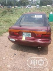 Mitsubishi Galant 1993 Red | Cars for sale in Ogun State, Abeokuta South