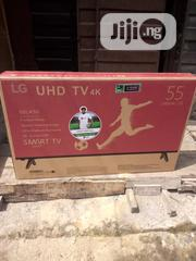 LG TV Led 55inches | TV & DVD Equipment for sale in Lagos State, Ojo