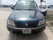 Honda CR-V 2000 2.0 4WD Automatic Green   Cars for sale in Rivers State, Port-Harcourt