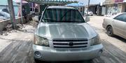 Toyota Highlander 2003 Silver | Cars for sale in Lagos State, Ajah