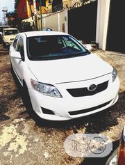 Toyota Corolla 2009 White | Cars for sale in Lagos State, Ikeja
