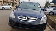 Honda CR-V EX Automatic 2006 Blue   Cars for sale in Lagos State, Ikeja