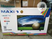 Maxi Smart 55inches Quality Picture | TV & DVD Equipment for sale in Lagos State, Ojo
