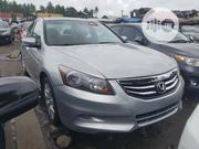 Honda Accord 2010 Coupe EX-L V-6 Automatic Silver   Cars for sale in Lagos State, Apapa