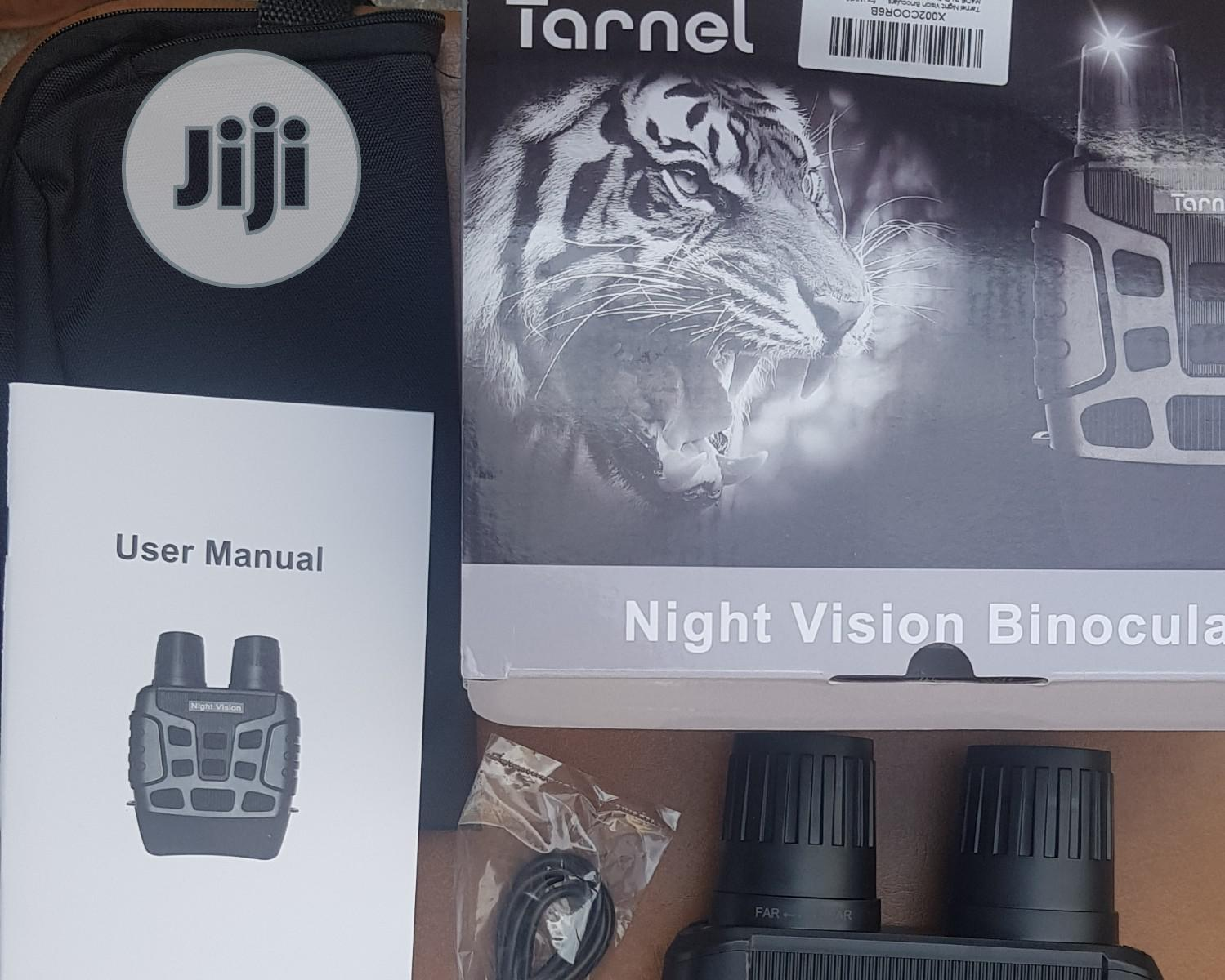 Night Vision Binocular   Camping Gear for sale in Port-Harcourt, Rivers State, Nigeria