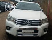 Toyota Hilux 2016 WORKMATE 4x4 White | Cars for sale in Lagos State, Ikeja