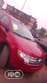 Ford Edge 2008 SE 4dr FWD (3.5L 6cyl 6A) Red | Cars for sale in Lagos State, Surulere