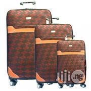 4 Wheel Trolley Luggage | Bags for sale in Lagos State