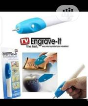 Engraver Engraving Pen/ Electric Etching Jewellery Glass Metal Plastic | Stationery for sale in Lagos State, Lagos Island