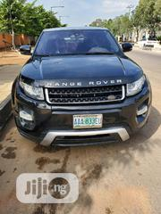 Land Rover Range Rover Evoque 2014 Black | Cars for sale in Lagos State, Ifako-Ijaiye