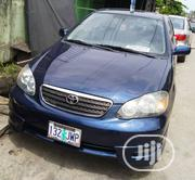 Toyota Corolla 2005 S Blue | Cars for sale in Lagos State, Surulere