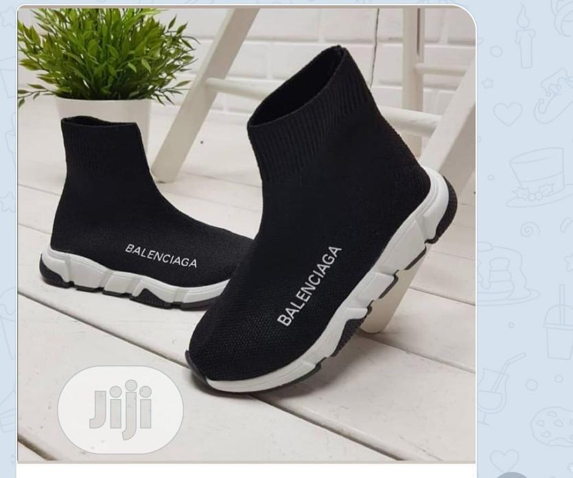 Balenciaga High Top | Children's Shoes for sale in Ojo, Lagos State, Nigeria