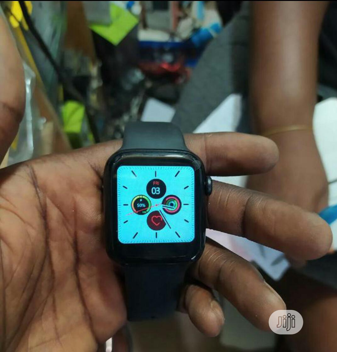 W34 Smart Watch   Smart Watches & Trackers for sale in Ikeja, Lagos State, Nigeria