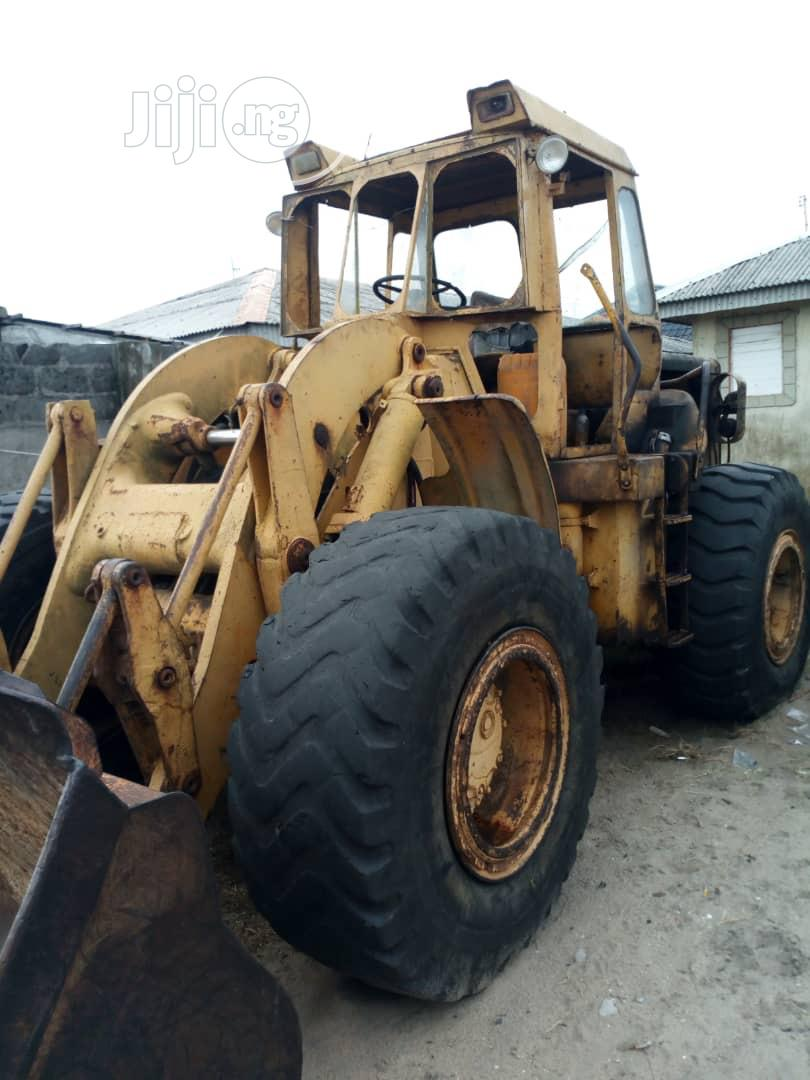 Caterpillar Payloader 950