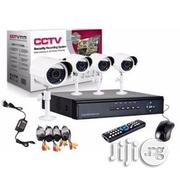 Santa 4-channel CCTV Security Recording System Kit | Security & Surveillance for sale in Lagos State