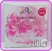 K Brothers Gluta Collagen Soap | Bath & Body for sale in Lagos State