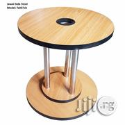 Jewel Side Stool (Reference: Fx007cb)BROWN | Furniture for sale in Lagos State, Agege