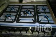 Ignis Kitchen Gas Cooker Industrial 5burner With 2 Yrs Warranty | Restaurant & Catering Equipment for sale in Lagos State, Ojo