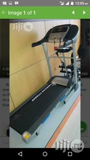 2hp Treadmill With Massager   Massagers for sale in Lagos State, Ikoyi