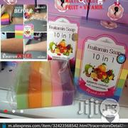 Fruitamin 10 In 1 Whitening Soap | Bath & Body for sale in Rivers State, Port-Harcourt