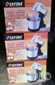 Hand Mixer With Bowl | Kitchen Appliances for sale in Lagos State, Ojo