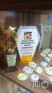 High Quality Award Plaque With Branding | Arts & Crafts for sale in Lagos State, Ikeja