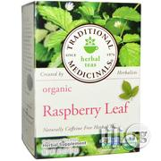 Organic Raspberry Leaf Tea By Traditional Medicinals | Vitamins & Supplements for sale in Lagos State