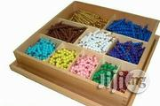 Colour Beads (Montessori Checker Board Beads) | Child Care & Education Services for sale in Lagos State, Surulere