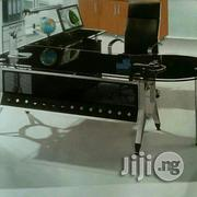Executive Office Glass Table | Furniture for sale in Lagos State