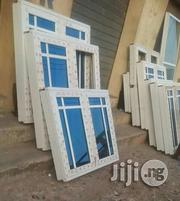 Strong Aluminium Window With Burglary | Windows for sale in Lagos State, Lekki Phase 2