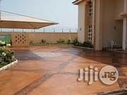 Decorated Concrete, Stamped, Etched And Stained Concrete Art Flooring | Building & Trades Services for sale in Lagos State, Ajah