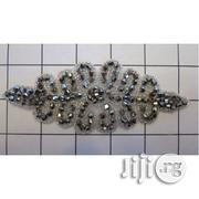Rhinestone Applique WRA -489-silver | Jewelry for sale in Lagos State, Lekki Phase 2