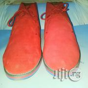 Polo Ralph Lauren Suede Chukka Ankle Boot 2 Left | Shoes for sale in Edo State, Benin City