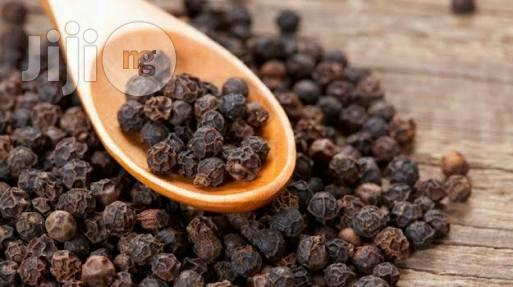 Organic Black Pepper Organic Herbs And Spices