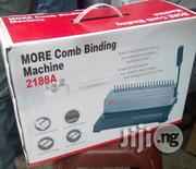 New More Binding Spiral Machine | Stationery for sale in Lagos State, Ikeja