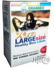 Grandex Natural Xtra Large Supplement (Single Pack) | Sexual Wellness for sale in Lagos State, Ikeja