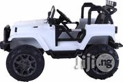 Rocket Wrangler Kids Electric Battery Ride on Jeep Quad Car - 12v | Toys for sale in Lagos State