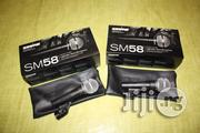 Shure Legendary Sm58 Microphone | Audio & Music Equipment for sale in Lagos State