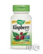 Red Raspberry Leaves 480 Mg by Nature's Way 100 Capsules | Vitamins & Supplements for sale in Lagos State, Amuwo-Odofin