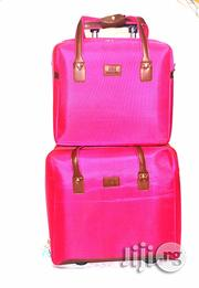Executive Trolley Fashion Luggage Pink | Bags for sale in Lagos State, Ikeja