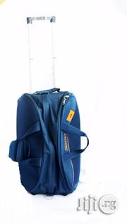 Summit Unisex Trolley Duffle Bag Blue 25'''   Bags for sale in Lagos State, Ikeja