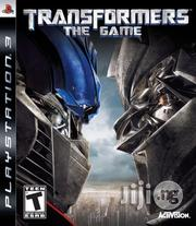 New Transformers The Game - Playstation 3 | Video Games for sale in Lagos State