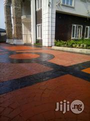 Decorative Stamped Concrete And Epoxy Floors | Building & Trades Services for sale in Lagos State, Lekki Phase 2
