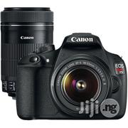Canon EOS Rebel T5 EF-S 18-55 IS II Lens Kit With EF 75-300mm F/4-5.6 | Photo & Video Cameras for sale in Lagos State