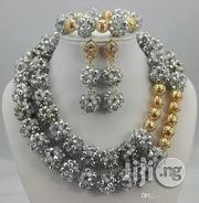Beads Necklace Bead Necklace Set Beaded Jewelry Set | Jewelry for sale in Plateau State, Jos