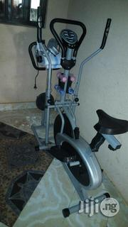 Orbitrac Exercise Bike With Massager | Massagers for sale in Lagos State, Ojodu