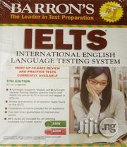Barron's IELTS 5th Edition, With MP3 CD | Books & Games for sale in Lagos State, Ikeja