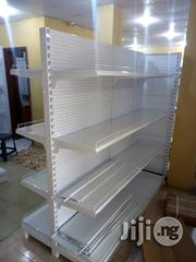 Double Sided Electroplated Metal Shelf | Furniture for sale in Lagos State, Lekki Phase 2