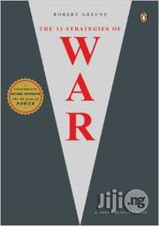 The 33 Strategies Of War By Robert Greene | Books & Games for sale in Lagos State, Ikeja