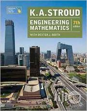 Engineering Mathematic 7th Edition By K. A. Stroud, Dexter J. Booth   Books & Games for sale in Lagos State, Ikeja